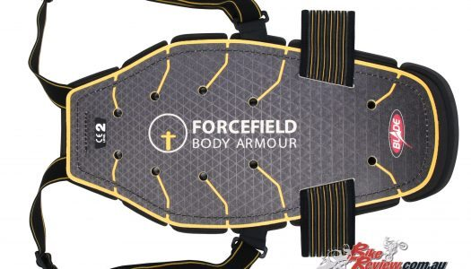 New Product: Forcefield Blade Back Protector