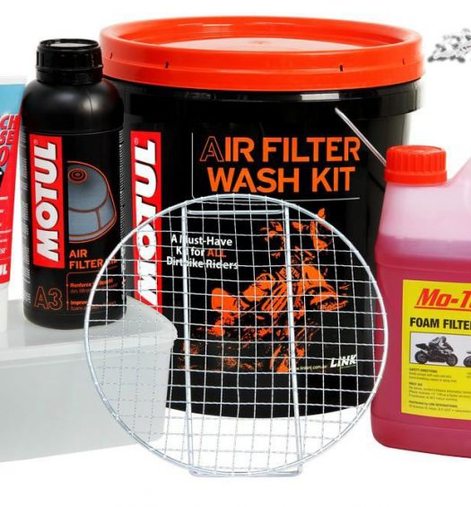 Motul Airfilter Cleaning Kit with bucket