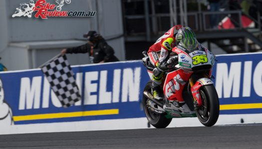 Crutchlow takes a Phillip Island classic