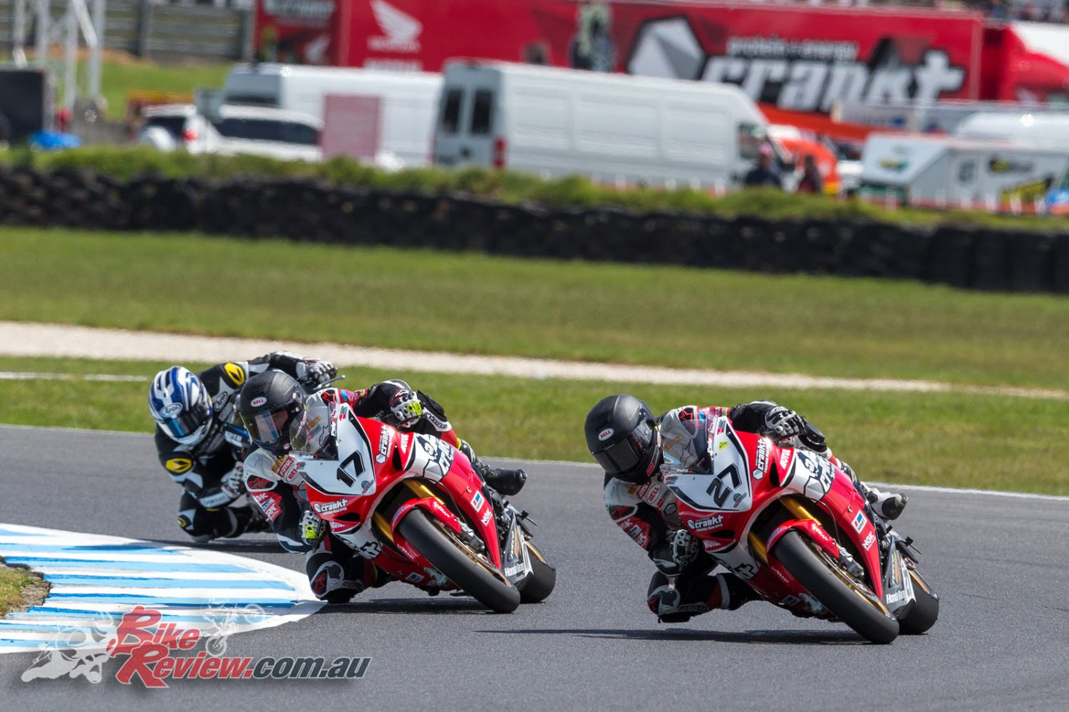 Collins claims early ASBK Motul Supersport title at SMSP