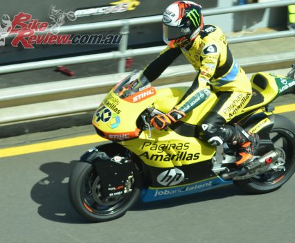 2016 Phillip Island MotoGP - Sunday. Bike Review