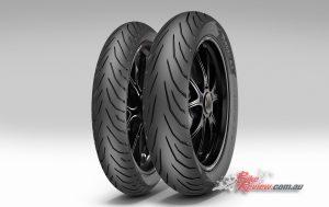 The Pirelli Angel CiTy tyre