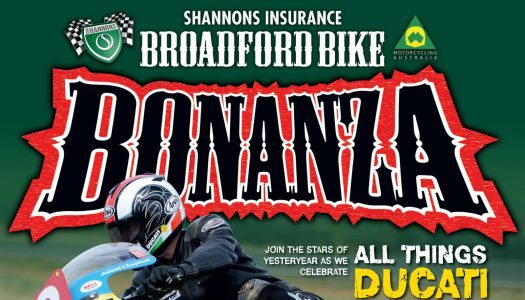 Shannons Broadford Bike Bonanza on show at MotoGP