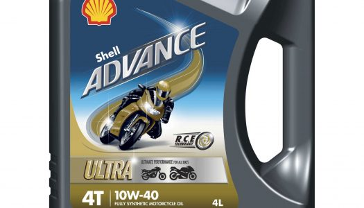 New Product: Shell Advance Ultra oil