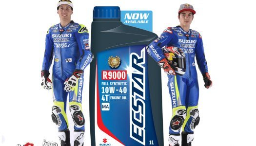 Suzuki Launches ECSTAR Oil At Australian MotoGP