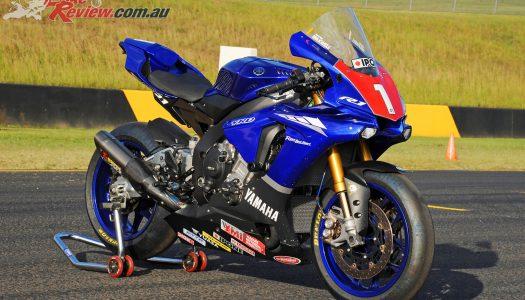 Wayne Maxwell's ASC Yamaha YZF-R1