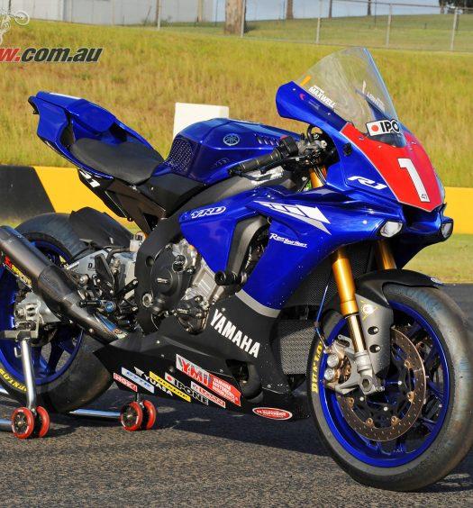 Wayne Maxwell's YRT Yamaha YZF-R1 - 2015 ASC & 2015 ASBK