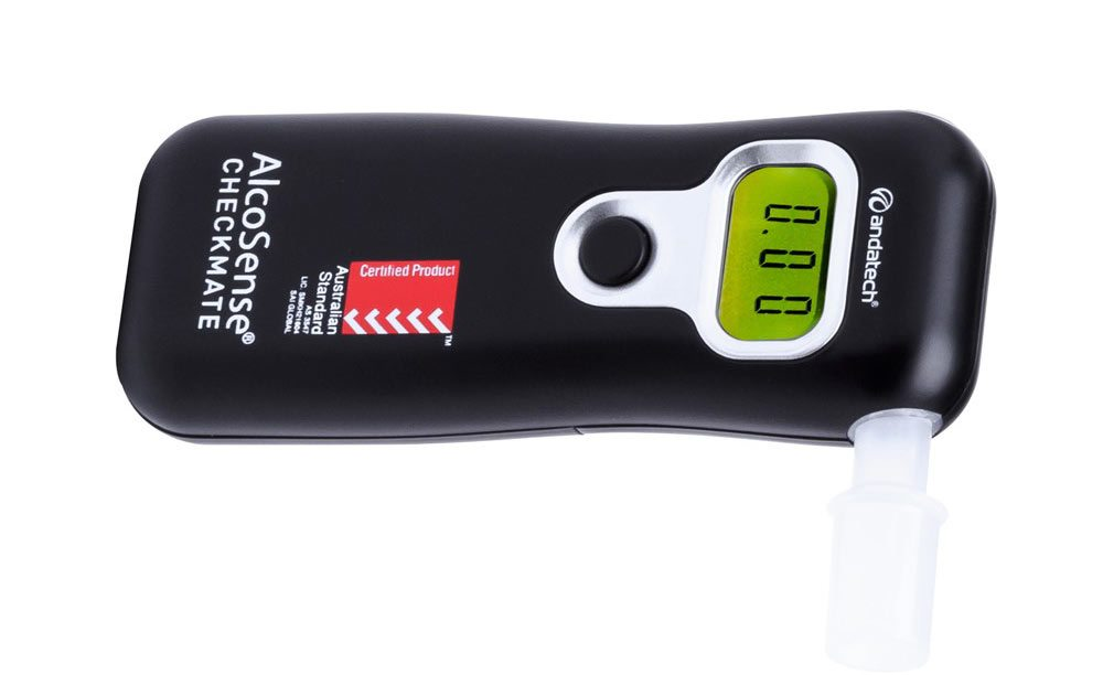 Alcosense Checkmate personal breathalyser