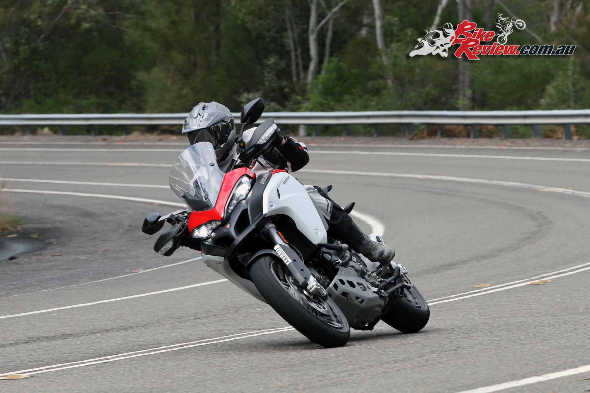 Ducati Adventure Bike Review