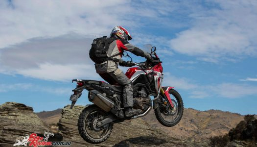 2016 Honda Africa Twin back in stock