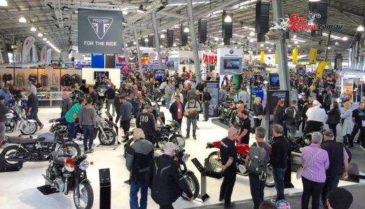 2016 Moto Expo showcases Australian Motorcycle Industry
