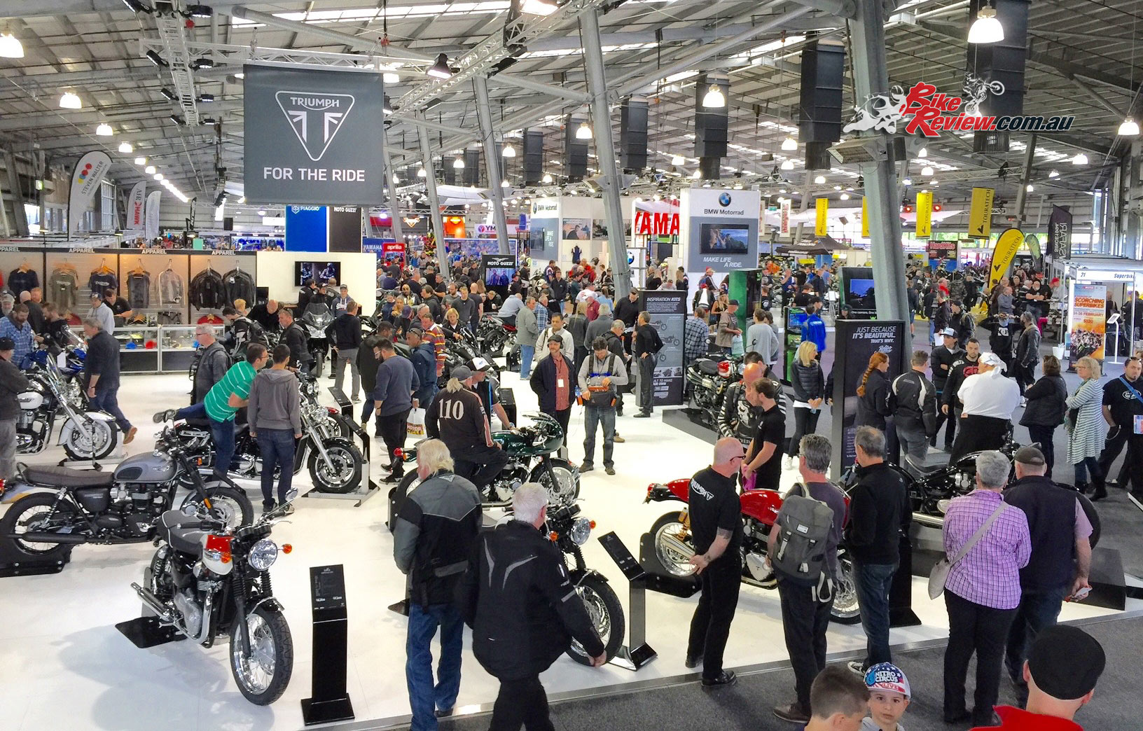 2016 Melbourne Moto Exp