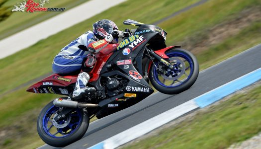 Yamaha confirms R3 Cup for 2017