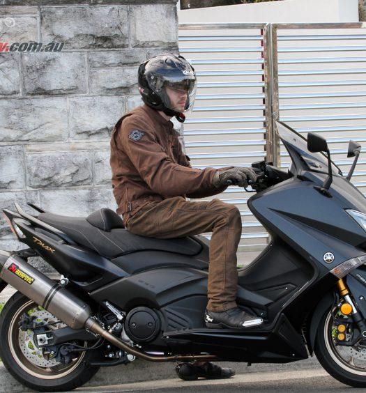 2016 Yamaha TMax 530 - Iron Max