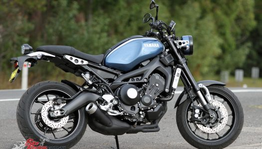 Review: 2017 Yamaha XSR900