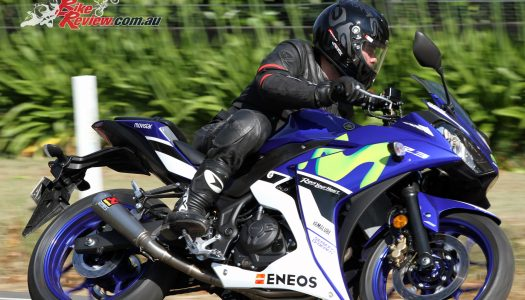 Review: 2016 Yamaha YZF-R3 Movistar MotoGP Replica