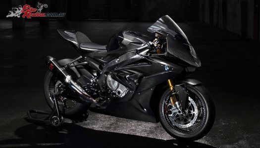 The most exclusive BMW ever: BMW HP4 RACE