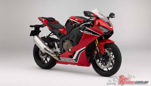 More of 2017 Honda Line Up Announced At EICMA
