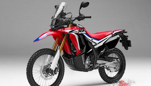 2017 Honda CRF250L/A Available March