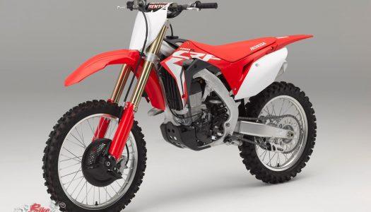 High demand brings Honda CRF450RX to Oz