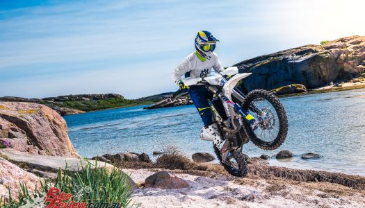 Review: Quick Spin, 2017 Husqvarna FE 350