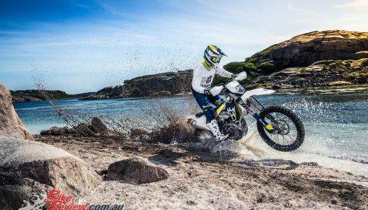 Quick Spin: 2017 Husqvarna FE 450