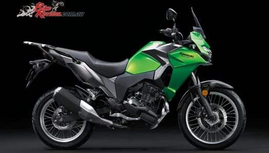 Kawasaki's 2017 Versys-X 300 has landed in Oz