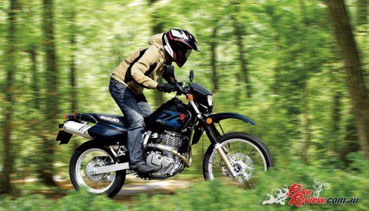 2017 Suzuki DR650SE On Sale Now