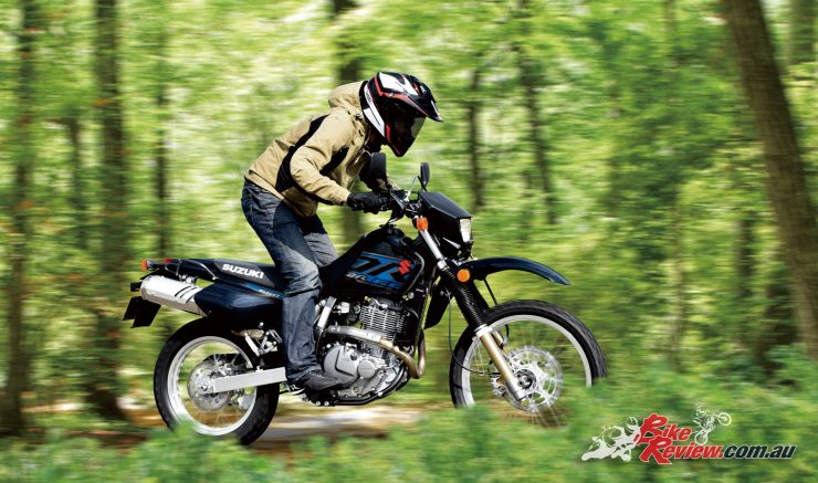 2017 Suzuki DR650SE On Sale Now - Bike Review