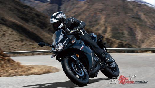 2017 Suzuki GSX250R Revealed
