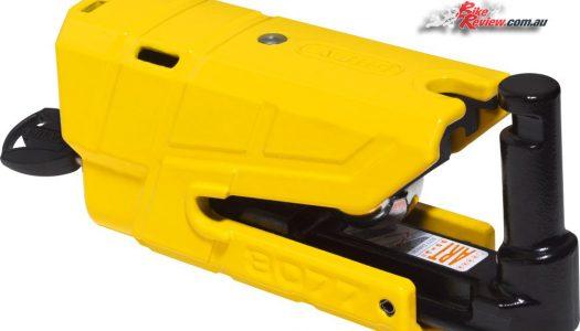 New Product: Abus Granit 8077 Alarm Disk Lock