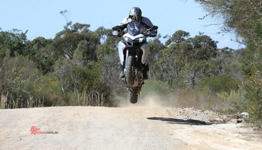 Video Review: Ducati Multistrada Enduro Part1, Engine