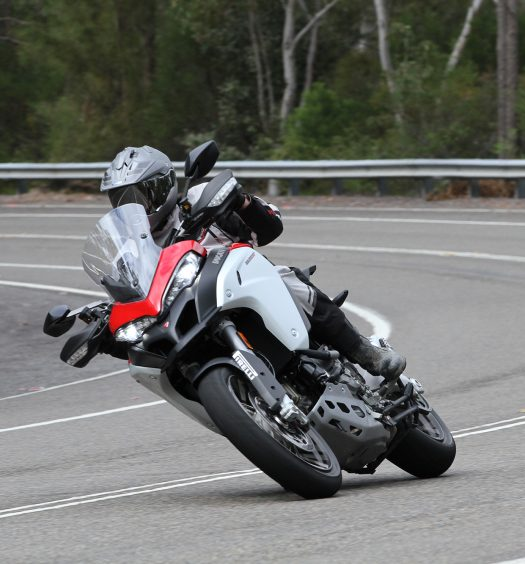 BikeReview Multistrada Enduro