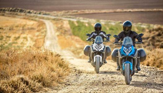 CF Moto 650MT Adventure Tourer