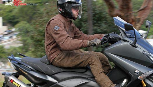 Gear Review: DRIRIDER Scrambler Jacket