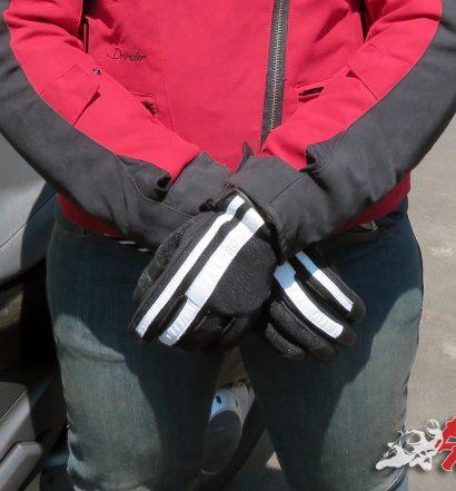 DriRider Urban Ladies gloves