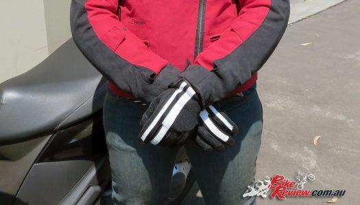 Gear Review: DRIRIDER Urban Ladies Gloves