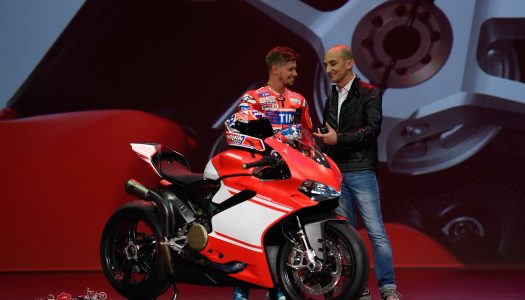 Ducati ECIMA World Premiere 2017