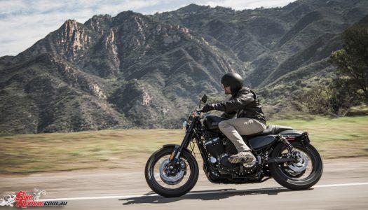 Harley-Davidson Ride in NZ for Movember