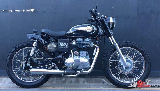 Royal Enfield's Custom Bike Build Off is on again!
