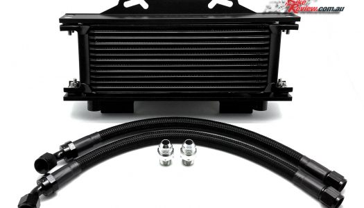New Product: Hel Performance Suzuki Oil Coolers
