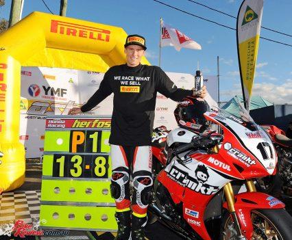 Troy Herfoss, 2016 ASBK Champion