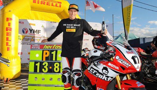 Pirelli celebrates championship wins 2016 ASBK