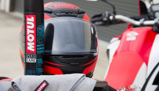 New Product: Motul Matte Surface Clean
