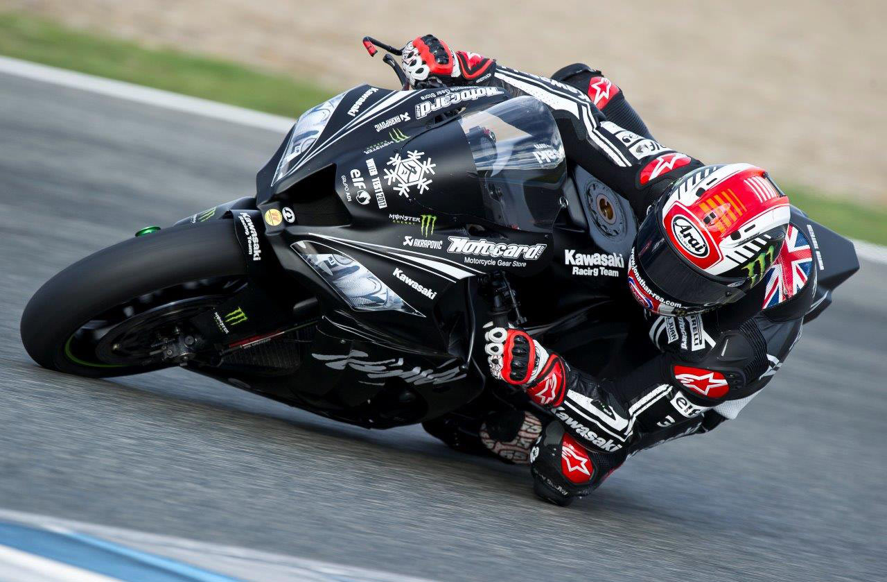 Final 2016 testing sees Rea faster than MotoGP machines - Bike Review