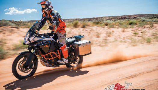 KTM'S 2016 1190 Adventure R Offer