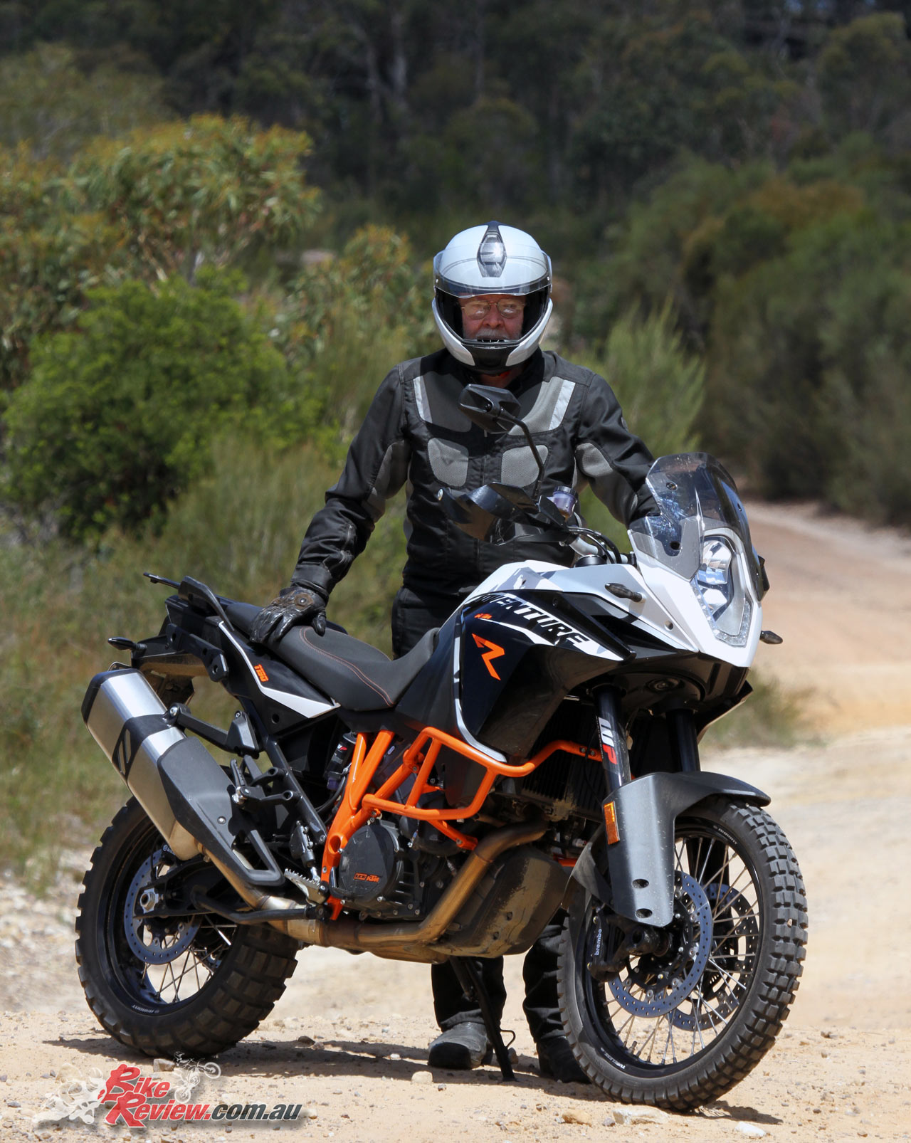 Ktm Adventure R Reviews