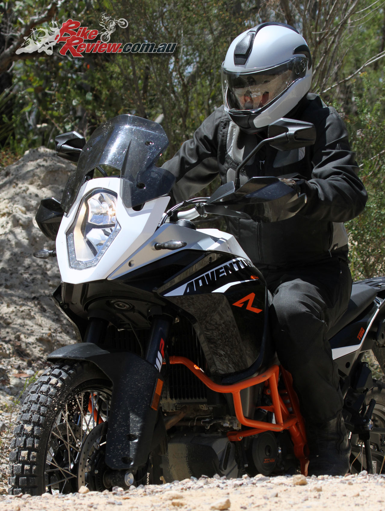 Review 2016 Ktm 1190 Adventure R Bike Review