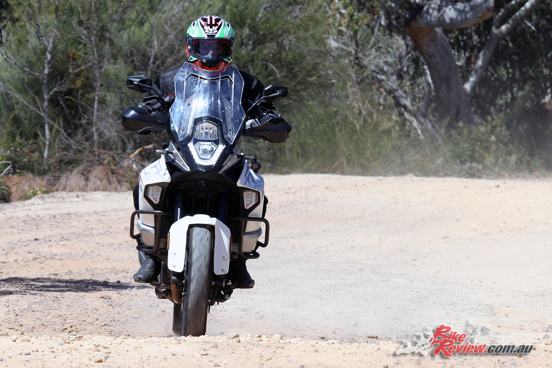 Review 2016 Ktm 1290 Super Adventure Bike Review