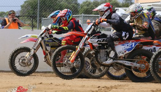 Strong Husqvarna showing at North Brisbane Cup